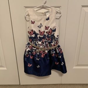 Nicole Miller little girl's dress, size 4